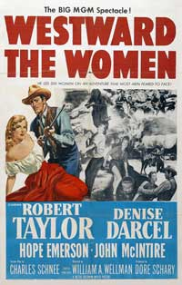 Westward the Women - 43 x 62 Movie Poster - Bus Shelter Style A