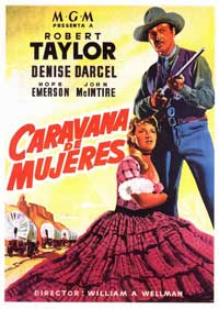 Westward the Women - 11 x 17 Movie Poster - Spanish Style A