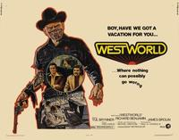 Westworld - 22 x 28 Movie Poster - Half Sheet Style A
