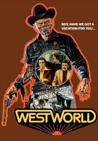 Westworld - 27 x 40 Movie Poster - Style B