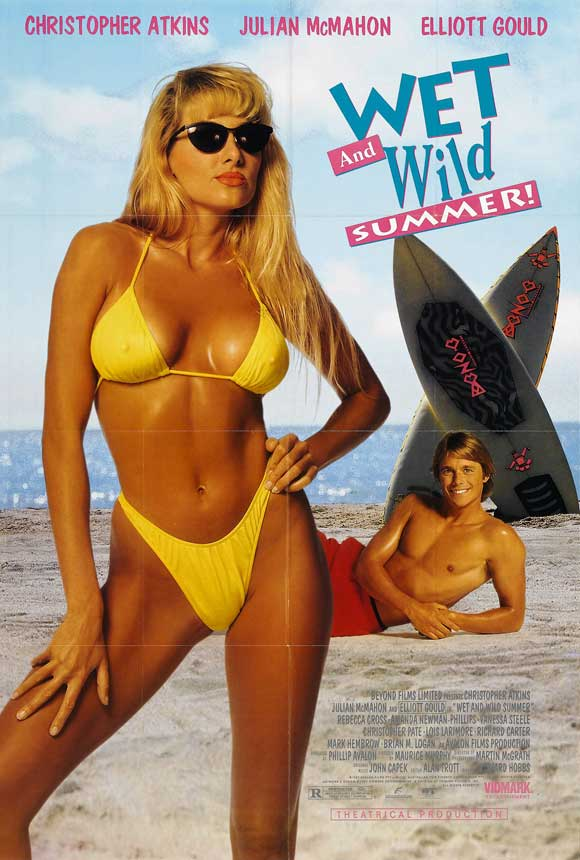 Wet and Wild Summer! movie