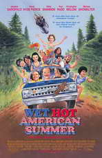 Wet Hot American Summer - 11 x 17 Movie Poster - Style A