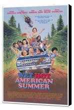 Wet Hot American Summer - 27 x 40 Movie Poster - Style A - Museum Wrapped Canvas