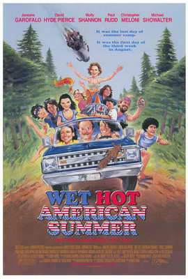 Wet Hot American Summer - 27 x 40 Movie Poster - Style A