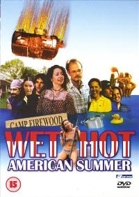 Wet Hot American Summer - 11 x 17 Movie Poster - UK Style A