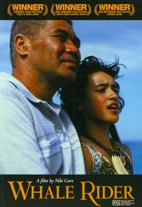 Whale Rider - 11 x 17 Movie Poster - Style C