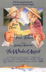 The Whales of August - 11 x 17 Movie Poster - Style A