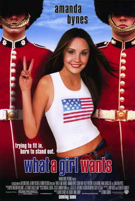 What a Girl Wants - 27 x 40 Movie Poster - Style A