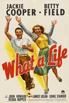 What a Life - 11 x 17 Movie Poster - Style B