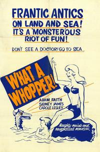 What a Whopper - 11 x 17 Movie Poster - Style A