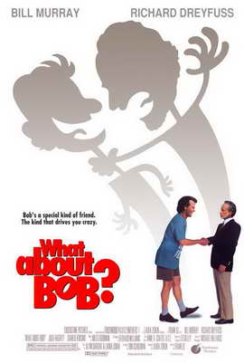 What about Bob? - 11 x 17 Movie Poster - Style A