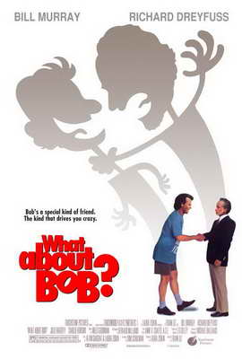 What about Bob? - 27 x 40 Movie Poster - Style A