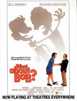 What about Bob? - 27 x 40 Movie Poster - Style B