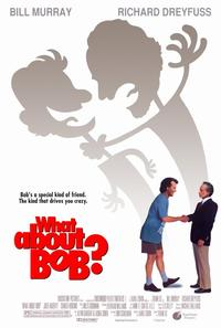 What about Bob? - 11 x 17 Movie Poster - Style A - Museum Wrapped Canvas