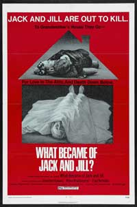 What Became of Jack and Jill - 11 x 17 Movie Poster - Style A