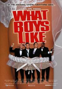 What Boys Like - 11 x 17 Movie Poster - Style A