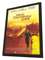 What Dreams May Come - 11 x 17 Movie Poster - Style A - in Deluxe Wood Frame