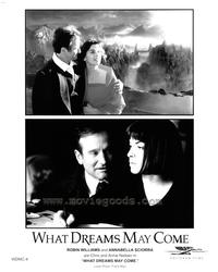 What Dreams May Come - 8 x 10 B&W Photo #3