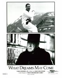What Dreams May Come - 8 x 10 B&W Photo #4