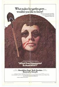 Whatever Happened to Aunt Alice? - 27 x 40 Movie Poster - Style A
