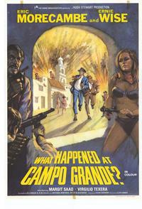 What Happened at Campo Grande - 27 x 40 Movie Poster - Style A