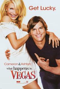 What Happens in Vegas - 27 x 40 Movie Poster - Style A