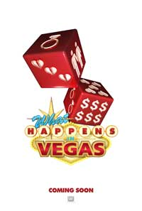 What Happens in Vegas - 27 x 40 Movie Poster - Style B