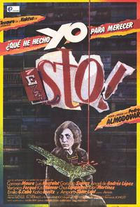 What Have I Done to Deserve This? - 27 x 40 Movie Poster - Spanish Style A