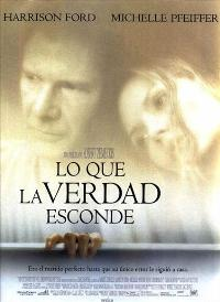 What Lies Beneath - 27 x 40 Movie Poster - Spanish Style A