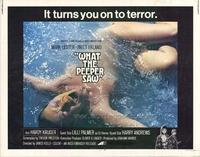 What the Peeper Saw - 11 x 14 Movie Poster - Style A