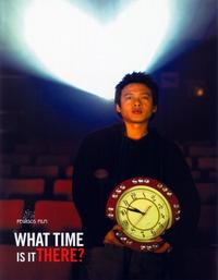 What Time Is It There? - 11 x 14 Poster German Style B