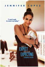 What to Expect When You're Expecting - DS 1 Sheet Movie Poster - Style C