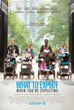 What to Expect When You're Expecting - 11 x 17 Movie Poster - Style E