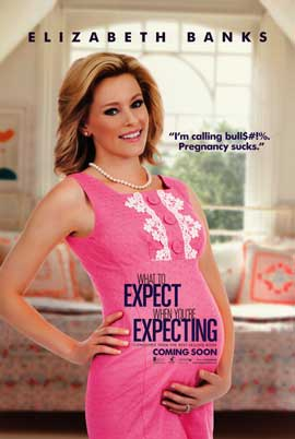 What to Expect When You're Expecting - 27 x 40 Movie Poster - Style B