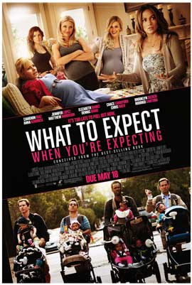 What to Expect When You're Expecting - DS 1 Sheet Movie Poster - Style D