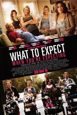 What to Expect When You're Expecting - 27 x 40 Movie Poster - Style D