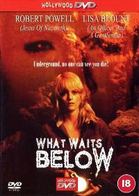 What Waits Below - 43 x 62 Movie Poster - UK Style A