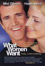 What Women Want - 11 x 17 Movie Poster - Style A
