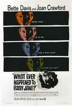 What Ever Happened to Baby Jane? - 27 x 40 Movie Poster - Style D