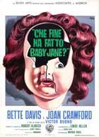 What Ever Happened to Baby Jane? - 11 x 17 Movie Poster - Italian Style A
