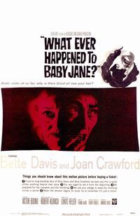 What Ever Happened to Baby Jane? - 11 x 17 Movie Poster - Style A