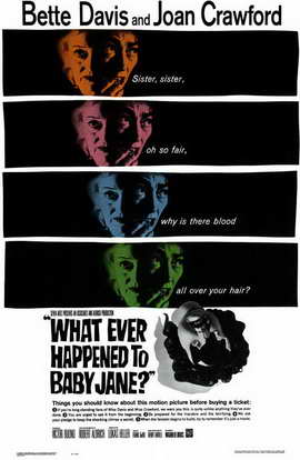What Ever Happened to Baby Jane? - 11 x 17 Movie Poster - Style B