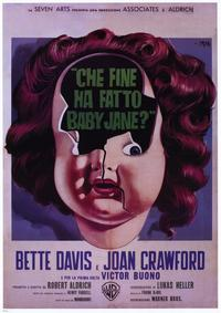 What Ever Happened to Baby Jane? - 11 x 17 Poster - Foreign - Style A