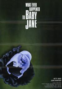 What Ever Happened to Baby Jane? - 11 x 17 Movie Poster - German Style A