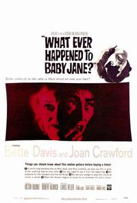 What Ever Happened to Baby Jane? - 27 x 40 Movie Poster - Style A