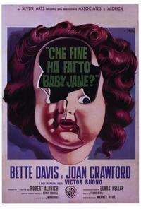 What Ever Happened to Baby Jane? - 27 x 40 Movie Poster - Style C