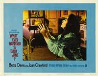 What Ever Happened to Baby Jane? - 11 x 14 Movie Poster - Style H