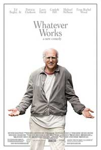 Whatever Works - 11 x 17 Movie Poster - Style A