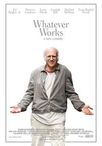 Whatever Works - 27 x 40 Movie Poster - Belgian Style A