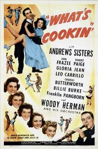 What's Cookin'? - 11 x 17 Movie Poster - Style B
